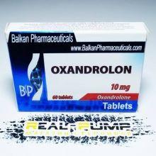 Oxandrolon (Balkan)